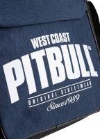 Pánská taška přes rameno Pitbull West Coast SINCE 1989 tmavě modro-černá 8