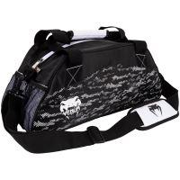 Sportovní taška VENUM Camoline černo-bílá