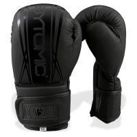 Boxerské rukavice Bytomic AXIS V2 dětské, matná černá