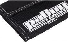 Peněženka Pitbull West Coast Boxing černo-bílá 4