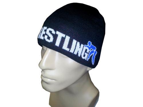 Čepice Wrestling 3 černá, dětská