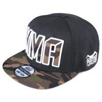 Snapback Phantom MMA černo-maskáčová