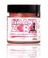 BIG BOY® Grand Zero s bílou čokoládou a jahodami 250g