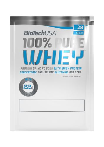 BioTech USA 100% Pure Whey Protein 28g