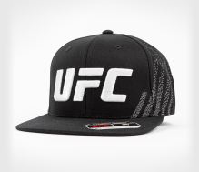 Snapback UFC Venum Authentic Fight Night černá