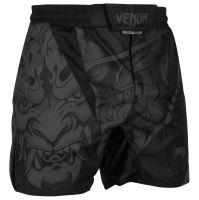 MMA šortky Venum Devil matná černá