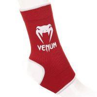 Chrániče kotníků Venum červená