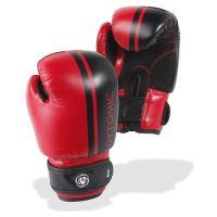 Dětské boxerské rukavice Bytomic 4oz červeno-černá