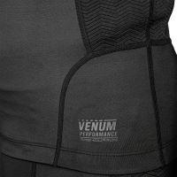 Rashguard Venum G-FIT krátký rukáv černá 5