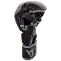MMA rukavice Ringhorns Charger Sparring černá 4