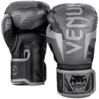 Boxerské rukavice VENUM Elite černo-tmavý maskáč 2