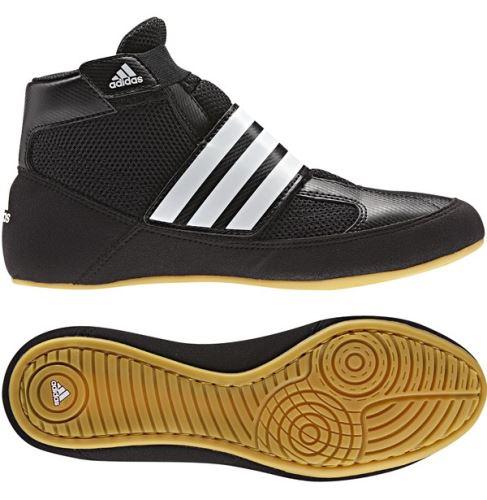 Zápasnické boty Adidas Havoc dětské suchý zip