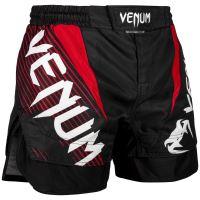 MMA šortky Venum Nogi 2.0 černo-červená