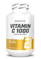 BioTech USA Vitamín C 1000