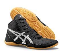 Zápasnické boty Asics Matflex 5, dětské, černá
