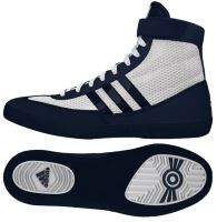 Zápasnícke topánky adidas Combat Speed 4, modro-biela