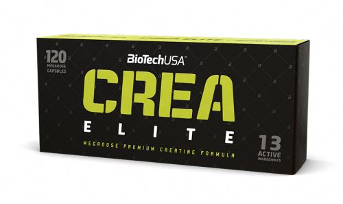 BioTech USA Crea Elite 120 tablet