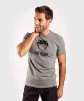 Tričko Venum Classic šedá