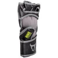MMA rukavice Ringhorns Charger černo - Neo žlutá 4