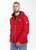 Zimní bunda Pitbull West Coast Seacoast červená