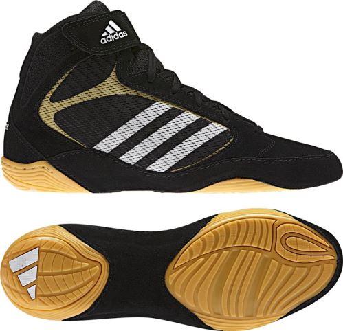 Zápasnické boty Adidas Pretereo 2 černá