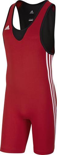 Zápasnické dresy adidas Base červená