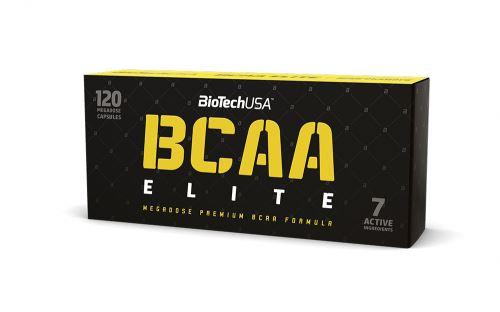 BioTech USA BCAA Elite 120 kapslí
