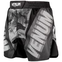 MMA šortky Venum Tactical černo-bílá