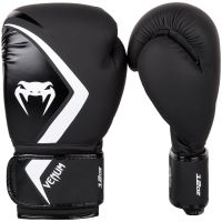 Boxerské rukavice Venum Contender 2.0 černo-bílá