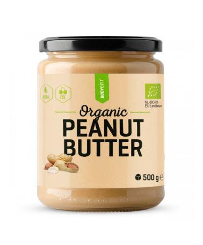 Body & Fit Organic Burákové máslo 500g hladká konzistence