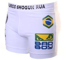 MMA trenky Bad Boy Shogun bílá