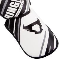 Chrániče holení a nártu Ringhorns Nitro bílá 3