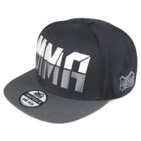 Snapback Phantom MMA černo-šedá