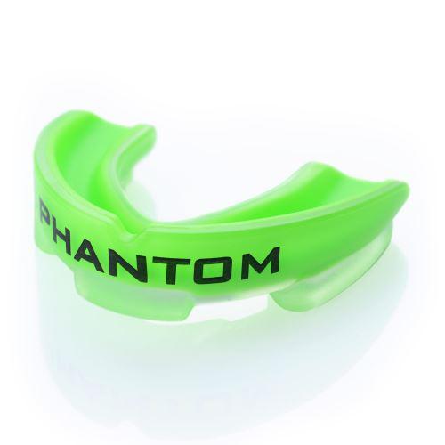 Chránič zubů Phanom Impact zelená