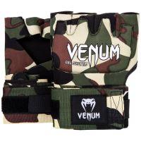 Gelové bandáže Venum maskáč