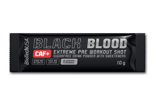 BioTech USA Black Blood CAF+ 10g