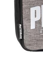 Pánská taška přes rameno Pitbull West Coast SINCE 1989 šedo-černá 4