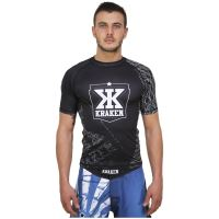 Rashguard Kraken Black Legend