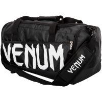 Sportovní taška VENUM Sparring černo-bílá