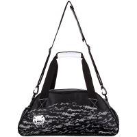 Sportovní taška VENUM Camoline černo-bílá 1
