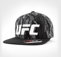 Snapback UFC Venum Authentic Fight Week černá