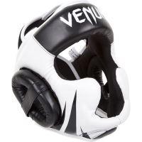 Chránič hlavy Venum Challenger 2.0 černo-bílá