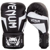 Boxerské rukavice VENUM Elite černo-bílá