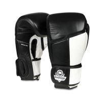 Boxerské rukavice DBX BUSHIDO ARB-431-BÍLÉ