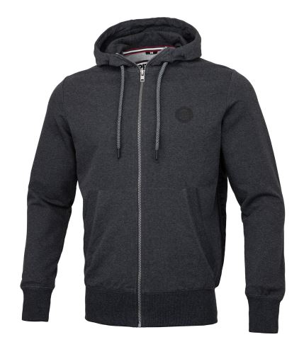 Mens_Hooded_Zip_F_Terry_Small_Logo_Charcoal_Melange_01_2000x
