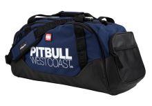 Sportovní taška Pitbull West Coast TNT černo/tmavě modrá