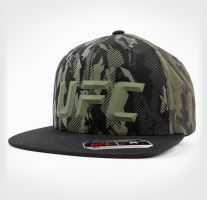 Snapback UFC Venum Authentic Fight Week khaki
