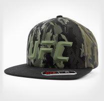 Snapback-UFC-Venum-Authentic Fight-Night-khaki-1