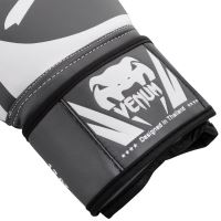 Boxerské rukavice Venum Challenger 2.0 šedo-bílá 3