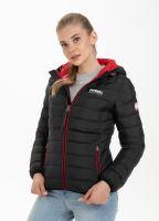 Dámská zimní bunda PitBull West Coast Seacoast černá